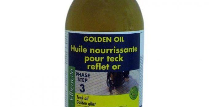 meilleure huile de teck